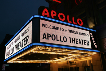 Gli  si esibiranno in un concerto privato all'Apollo Theatre di New York